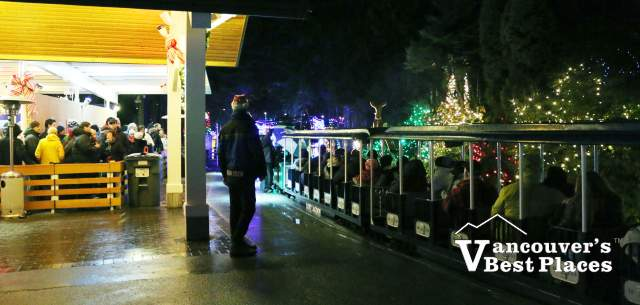 Stanley Park Christmas Train