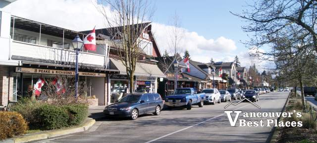West Vancouver Restaurants