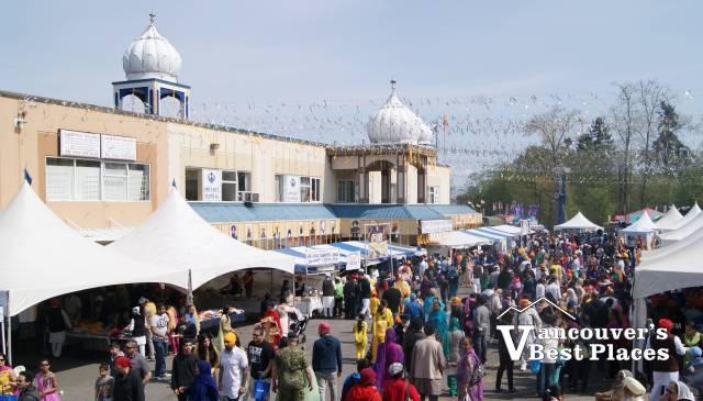 Gurudawara Sahib Temple on Ross Street