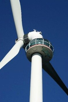 Eye of the Wind Turbine