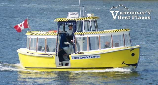 False Creek Ferries Boat