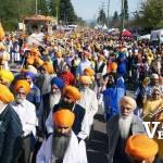 Surrey Vaisakhi Parade Crowds