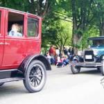 Fort Langley May Day Parade