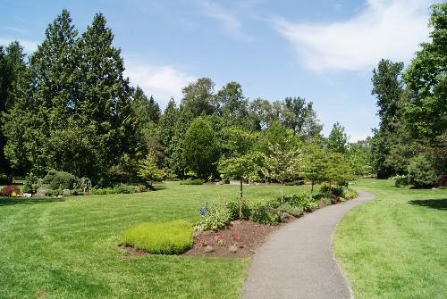 Hawthorne Park in Surrey