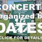 Jazz Concerts by Dates