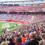 FIFA Fans at the Stadium