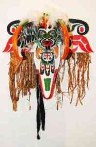 First Nation Transformation Mask