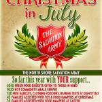 Christmas In July Poster 2015