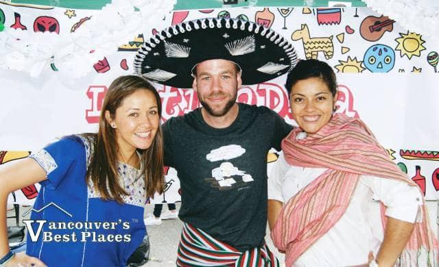 Mexican Food Vendors at Carnaval del Sol