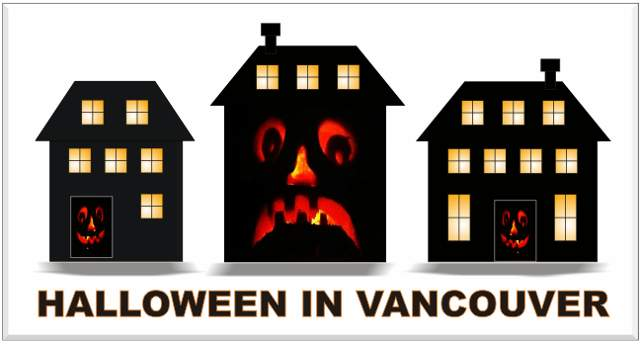 Vancouver Haunted Houses Banner