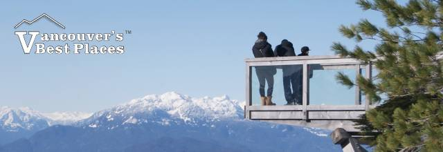 Sea to Sky Lookout View