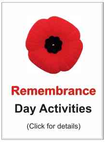 Remembrance Day Activities Icon