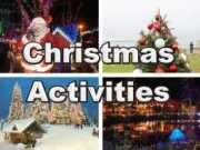 Vancouver Christmas Activities