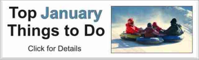 Top January Activities Banner
