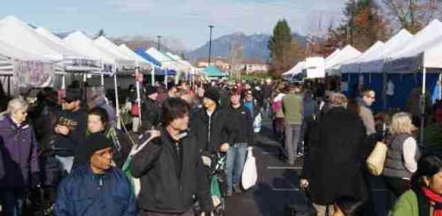 Vancouver Winter Farmers Market