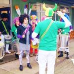Granville Island Winterruption Drumming Band