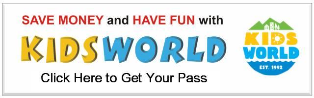 Kidsworld Purchase Passes