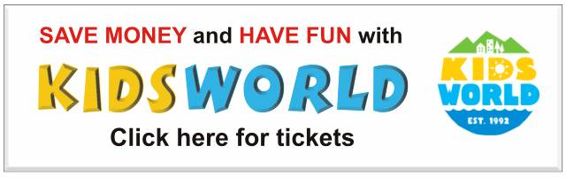 Kids World Banner