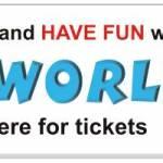 Kidsworld Tickets