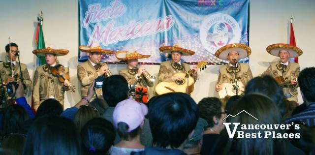 Mexican Fiesta Mariachis