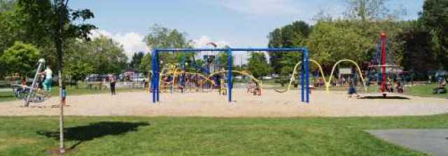 Playground at Bear Creek