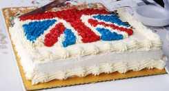 Queen Victoria Birthday Cake