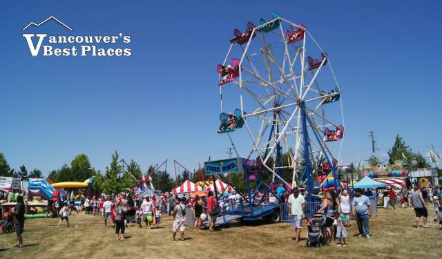 Canada Day Carnaval Rides