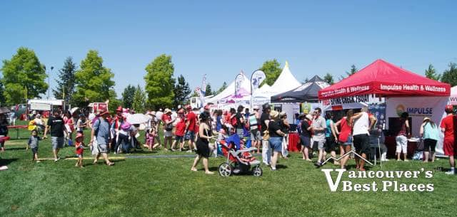 Canada Day Festival Grounds