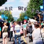 Car Free Day on Denman
