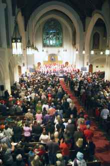 Concert at St. Andrew's Wesley