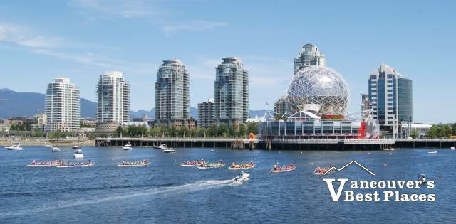 Vancouver Dragon Boat Festival