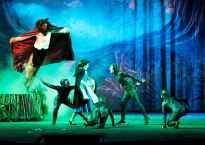 Flying Beast in TUTS Musical