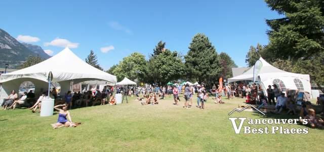 Squamish Wind Festival at Junction Park