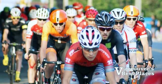 BC Superweek Cycling Races