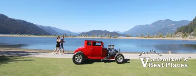 Lakeside Car Show