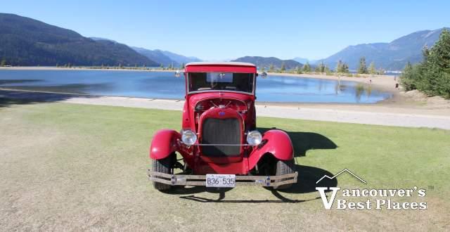 Harrison Hot Springs Lakeside Car Show