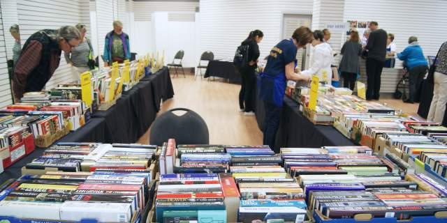 Lions Gate Rotary Book Sale