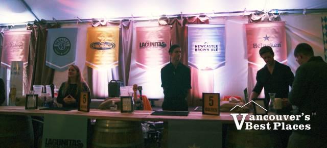 Harvest Haus Bar