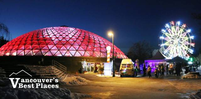 Holiday Heights at Bloedel Conservatory