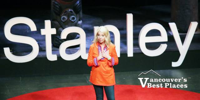 Melissa Haynes at TEDx 2017