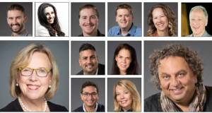 TEDx 2017 Speakers