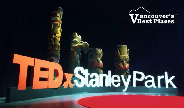 TEDxStanleyPark Stage