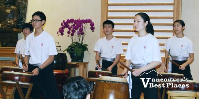 Dharma Drum Performers