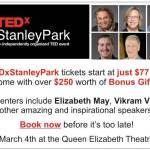 TEDxStanleyPark 2017 Information