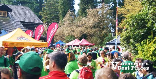 St. Patrick's Day 5 K Run