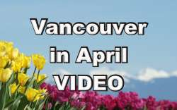 Vancouver in April Video