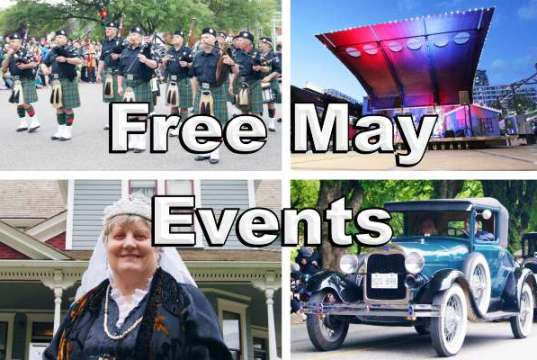 Free Events in May