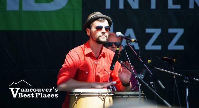 TD Vancovuer Jazz Festival