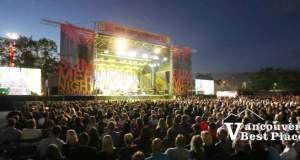 PNE Night Concerts
