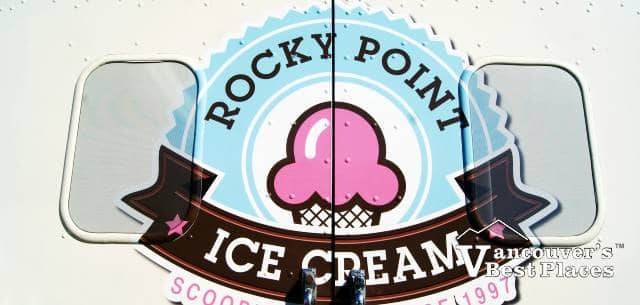 Rocky Point Ice Cream Truck